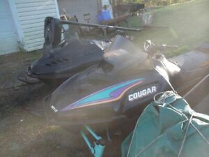 1994 arctic cat 550 cougar