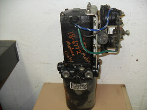**New and Used Power Trim Units**