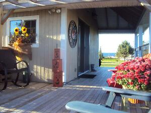 ((New Price)) Beautiful Coastline Property 1 acre on Friel Beach
