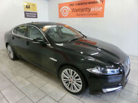 2014 Jaguar XF 2.2TD ( 200bhp ) Auto Portfolio ***BUY FOR ONLY £72 PER WEEK***