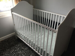Crib with or without matress