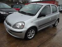 Toyota Yaris 1.3 16v VVTi auto CDX 5 DOOR HATCH AUTOMATIC ONLY 62,000 MILES