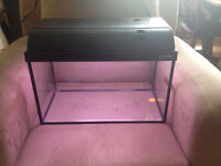 25x50 fish tank with working light
