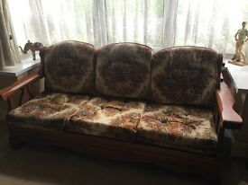 3,2 and 1 seater! Vintage shabby chic style
