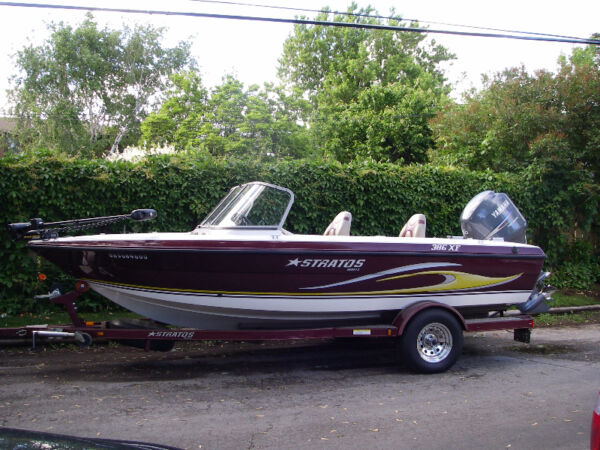 Used 2006 Stratos Boat Co 386XF