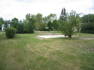 Trade/sale Land 10 min From Diefiebaker Lake all utilities on