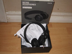 HEADPHONES nocs NS300 NEVER USED