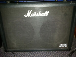 Marshall 212 cabinets $400 each