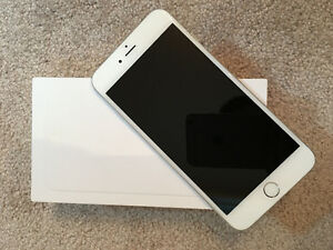 iPhone 6 Plus 64gb Unlock Silver