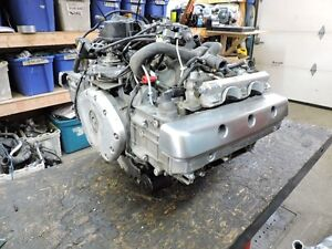 Honda goldwing GL 1800 engine complete 2001 100000km