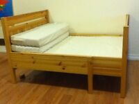 Expandable Ikea bed