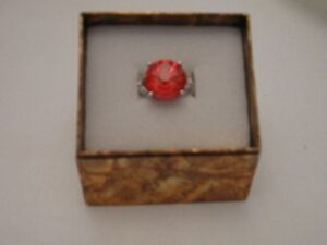 Red Ring - size 10