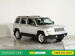 2012 Jeep Patriot Sport 4WD A/C GR ELECT MAGS