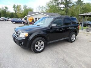 2009 FORD ESCAPE XLT - 2WD V6 AUTO SUPER CLEAN $5995 CERT