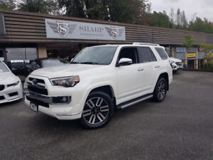 2014 Toyota 4Runner SR5 Limited - $36800