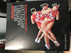 Bio book for sale 50 bucks