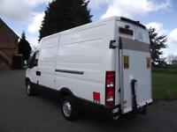 2009 IVECO DAILY 35C12 3.5T 2.3D TAILIFT TAIL-LIFT MWB VAN # 70 000 MILES #