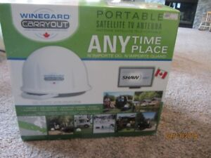 Winegard Carryout - Automatic Satellite Finder = $250.00