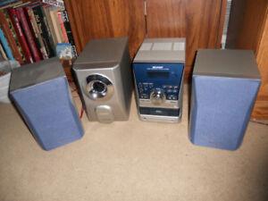 Sound system, Headphones & XBox One game