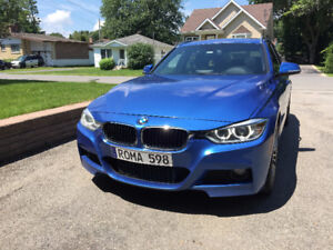2014 BMW 328XDrive with M Package and M sportline Wagon