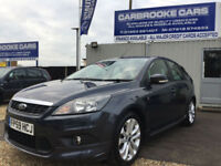 2009 59 FORD FOCUS ZETEC S - 1.6 - 12 MONTHS MOT - SERVICED - WARRANTY