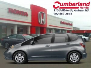 2012 Honda Fit LX  - Bluetooth -  Cruise Control