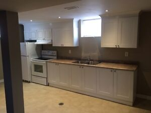 Basement for rent- Pinegrove/ Morden
