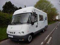 Hymer E510 1997 3 Berth A Class End Kitchen Motorhome For Sale