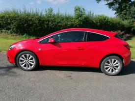 Vauxhall Astra 2.0 TDCi GTC SRI CDTI S/S 2.0