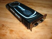 Evga GTX 580 NVIDIA Graphic card
