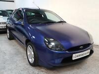 FORD PUMA 1.4* GENUINE 14,000 MILES FROM NEW *1 FAMILY OWNED *IN TIME-WARP COND
