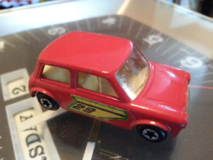 1970 Lesney Matchbox Mini racer 29a