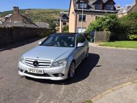 Mercedes C220 CDi AMG Sport for sale