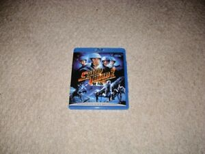 STARSHIP TROOPERS 2 BLURAY FOR SALE!