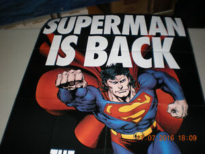 COMIC BOOK  POSTERS for Sale Cornwall Ontario image 1
