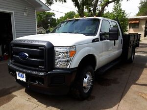 2012 Ford F-350 XL Super Duty Deck Truck