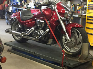 Motorcycle mechanic, Red Seal Certified