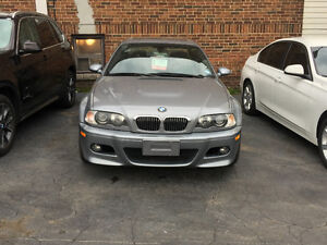 2003 BMW 3-Series M3 Coupe SMG/CERTIFIED