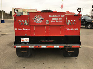 Mobile Mechanic Heavy Truck and Trailer Repairs Strathcona County Edmonton Area image 3