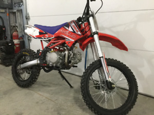 2017 Apollo 125cc Pit Bike $875.00