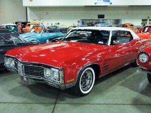 *WANTED* 1967 buick wildcat, two-door, hardtop