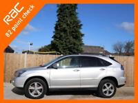 2009 Lexus RX RX400h 3.3 Hybrid Executive Limited Edition Auto 4x4 4WD Sunroof S