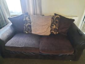 FREE 2+3 Seater Sofas