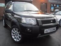 Land Rover Freelander TD4 Sport DIESEL MANUAL 2005/55