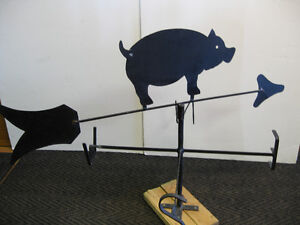Weathervane -- FROM PAST TIMES Antiques & Coll - 1178 Albert St