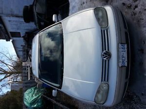 2000 Volkswagen Golf Hatchback Windsor Region Ontario image 2