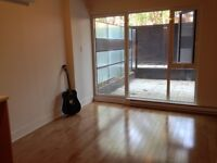 3.5 in Griffintown, parking and locker included