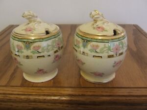 ROYAL WINTON GRIMWADES LIDDED JAM/PRESERVES JARS