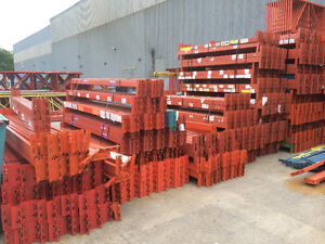 50,000 Sq.Ft. New and Used Pallet Racking Kitchener / Waterloo Kitchener Area image 5