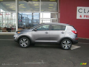 2012 Kia Sportage EX SUV, Crossover in VG Condition